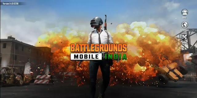 BIG UPDATES : BATTLEGROUNDS MOBILE INDIA