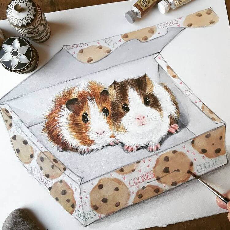 02-Guinea-pigs-and-cookies-Anna-Llorens-www-designstack-co