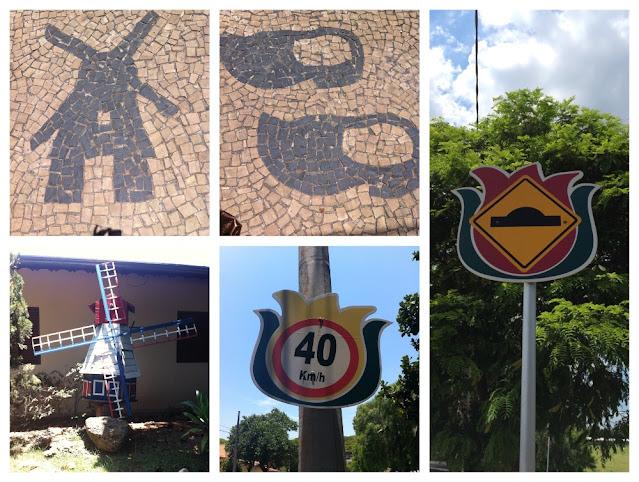 passeando pelas ruas de Holambra - Holambra além da Expoflora - o que ver e fazer em Holambra (SP)