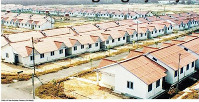 Affordable houses for Nigerians in sight