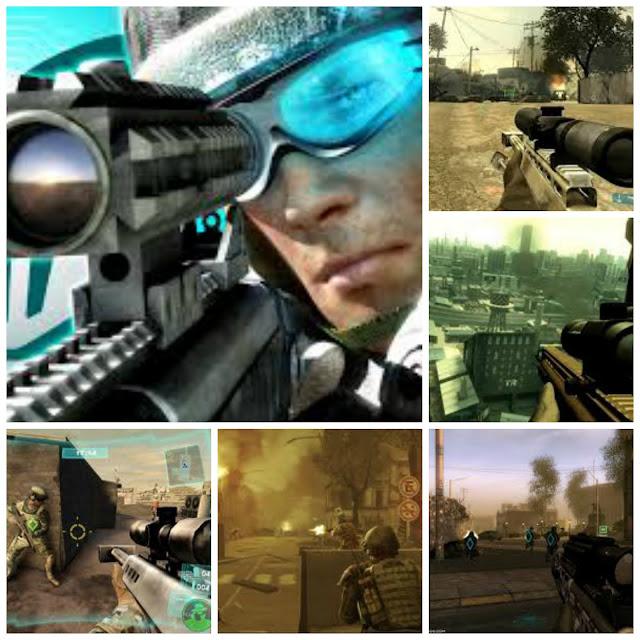 sugestões de jogos fps: ghost recon advanced warfighter