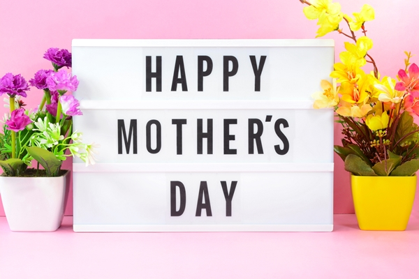 Mothers Day Quotes Love Mom Quote Wishes from Son & Daughter
