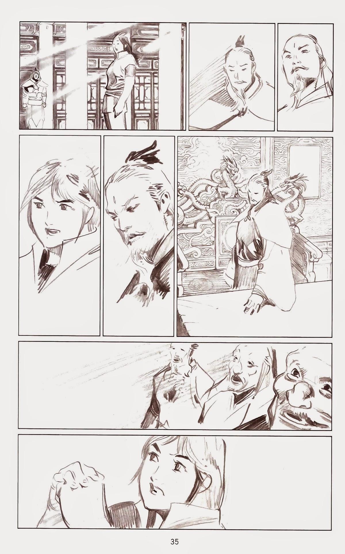 Phong Vân chap 675 - Trang 33