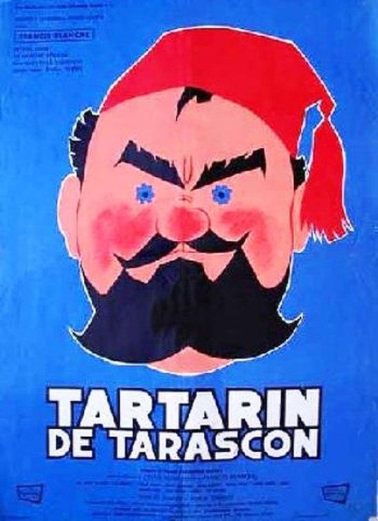 Тартарен из Тараскона 1962
