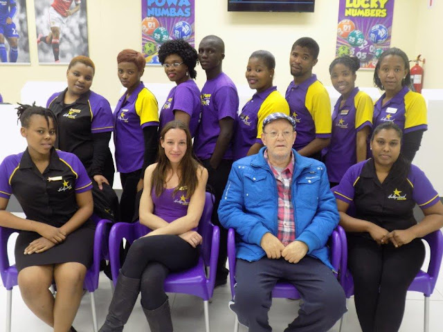 Hollywoodbets Newcastle - Team Members - 2016