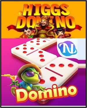 CHIP HIGGS DOMINO VARIASI ECERAN