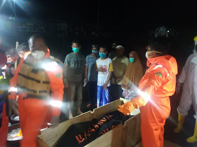 Korban Tenggelam di Jongkong Ditemukan
