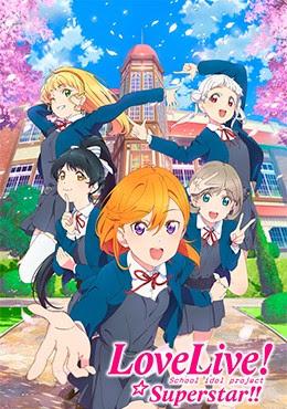 Love Live! Superstar!! Anime Online