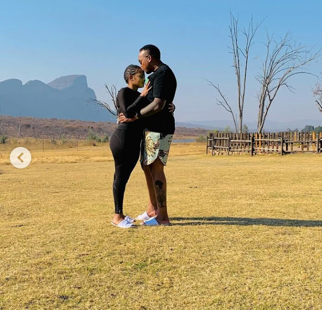 Thembinkosi Lorch Ex-girlfriend