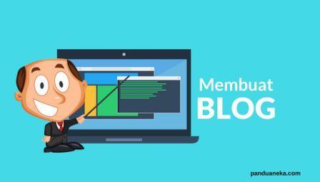 Cara Membuat Blog Untuk Pemula 100% Gratis (Panduan Lengkap)