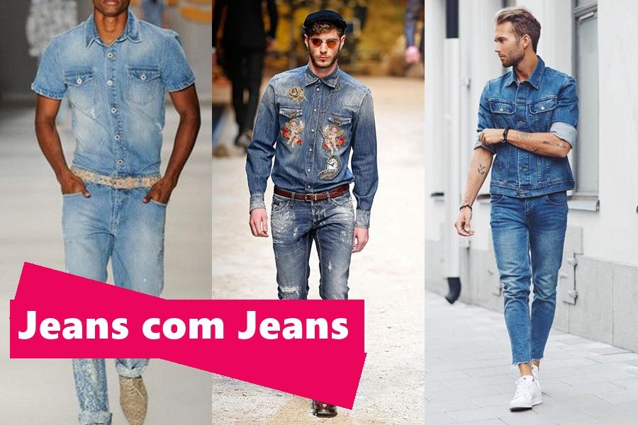 inspiração total jeans
