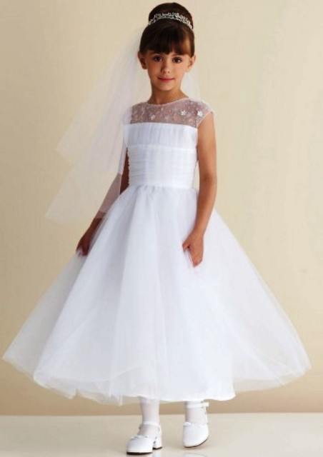 Pictures Of Pretty Flower Girl Dresses