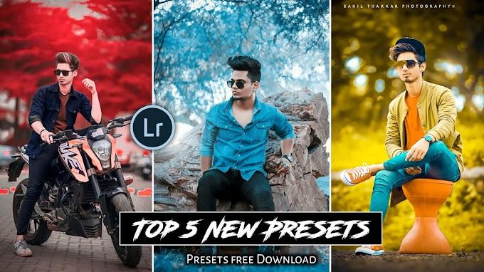 Top 5 New Presets of saha social free download|Saha social presets free download