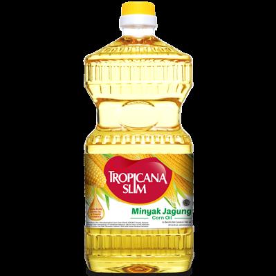 Tropicana Slim Minyak Jagung Menyehatkan Tubuh