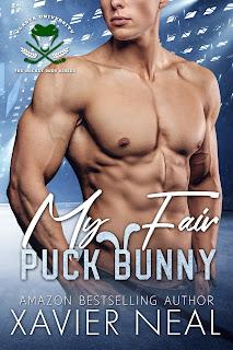 Social Butterfly PR Release Blitz: My Fair Puck Bunny by Xavier Neal