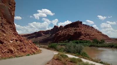 Fiume Colorado - Moab - Utah