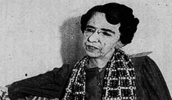 A primeira mulher na Advocacia