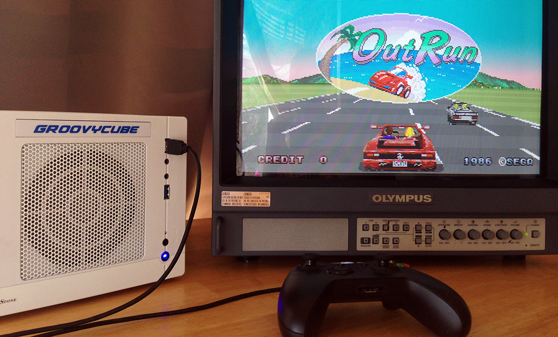 A DIY Arcade Console That Plays All Your Favorite Games in