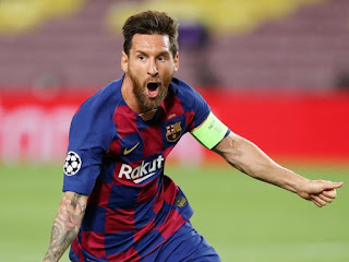 LIONEL MESSI  wants to leave Barcelona after 16 years  Will he leave or not?