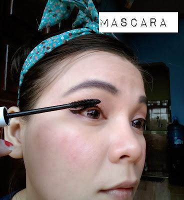 Silky girl big eye Mascara