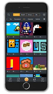 Divoom Pixel Art Community