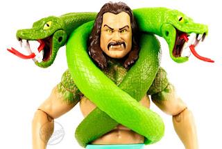 Mattel WWE Monsters Jake the Snake Roberts