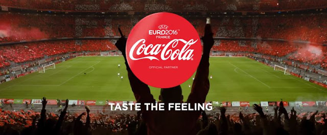Spot Coca Cola Europei 2016