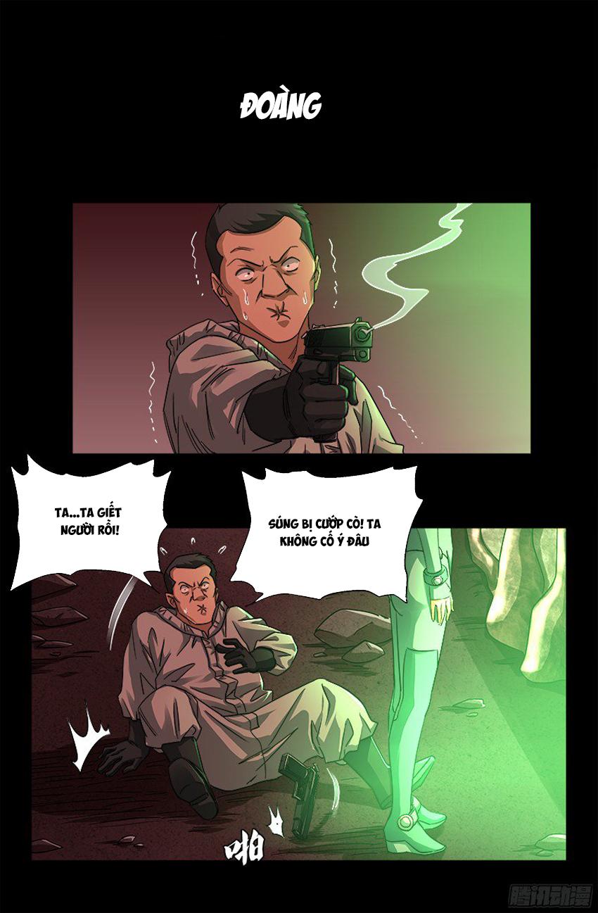 Huyết Ma Nhân chap 354 - Trang 10