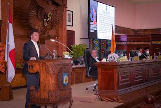 Pansus 6 Raperda Minta Tambahan Waktu, Raperda Pembangunan Industri Berhasil Ditetapkan