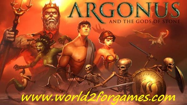 Download Argonus and the Gods of Stone