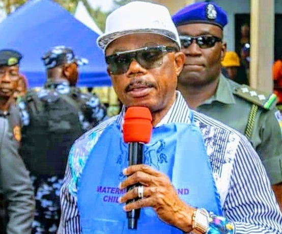 More Trouble For IPOB As Governor Obiano Leads Protest Against IPOB Sit-at-home Order
