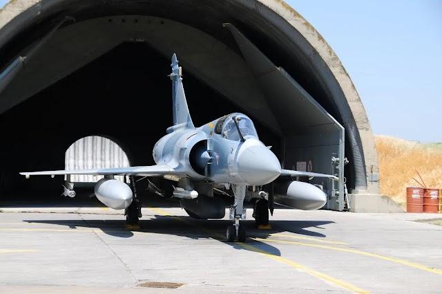 Η ροή ανταλλακτικών απογειώνει τα Mirage 2000-5 την ώρα που η Τανάγρα αναμένει τα RAFALE