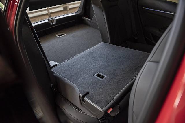 Audi A3 Sportback S-Line 2021 - porta-malas