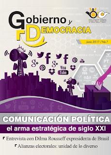 Revista Gobierno y Democracia No. 7