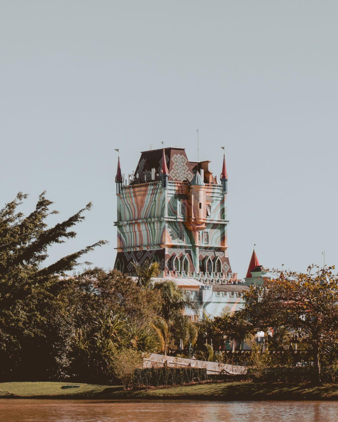 castelo parque beto carrero world