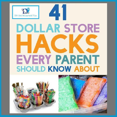 Diy And Household Tips 41 Dollar Store Hacks That Are
