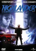 Highlander: O Guerreiro Imortal – Dublado (1986)