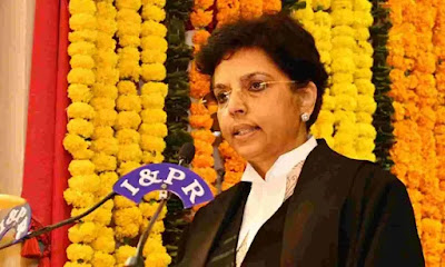 Hema Kohli will be the first woman Chief Justice of Telangana High Court