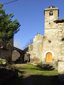 Iglesia de Eroles