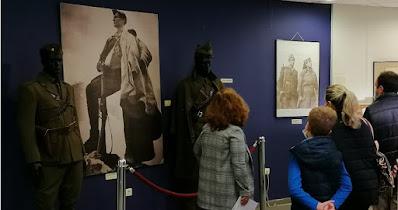 Στο Μουσείο Εθνικής Αντίστασης...