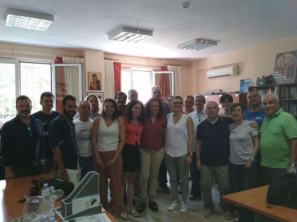 Θερινό Μαθηματικό Σχολείο στη Λεπτοκαρυά από την Ελληνική Μαθηματική Εταιρεία