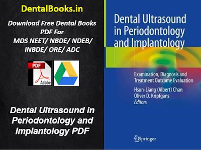 Dental Ultrasound in Periodontology and Implantology PDF