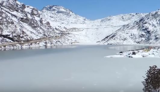 tsmongo lake sikkim gangtok