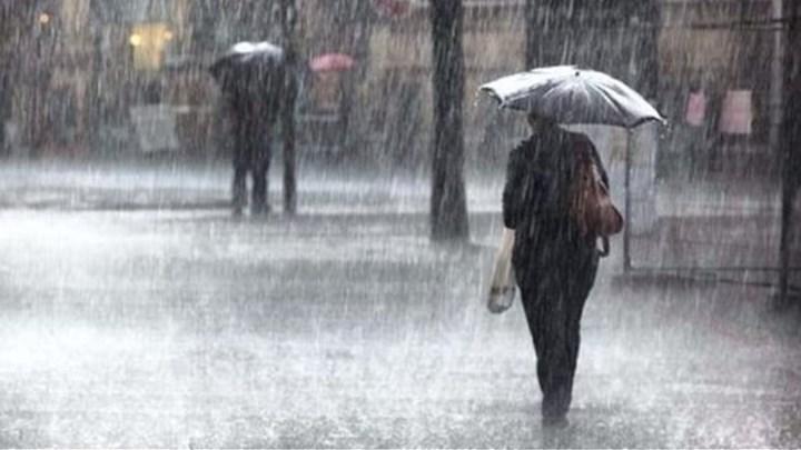 Καιρός: Βροχές και ισχυρές καταιγίδες σήμερα - Πτώση της θερμοκρασίας