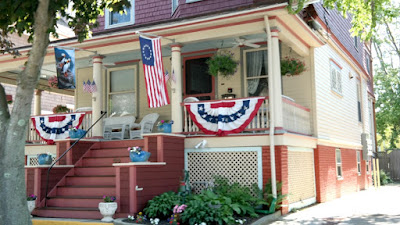 Beautiful Bed & Breakfast Inns in Cape May