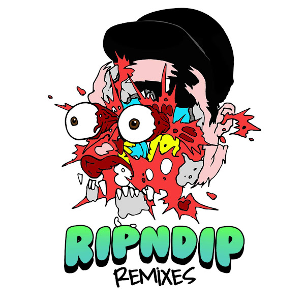 Getter - Rip n Dip (Remixes) - Single Cover