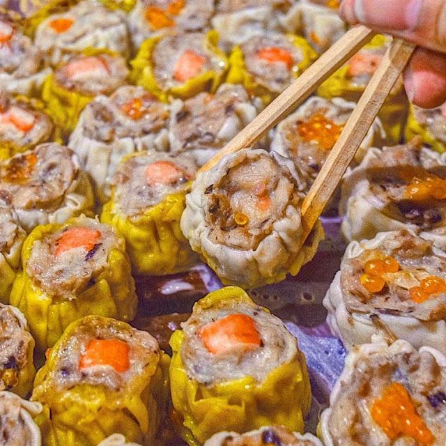 Crabstick Siew Mai
