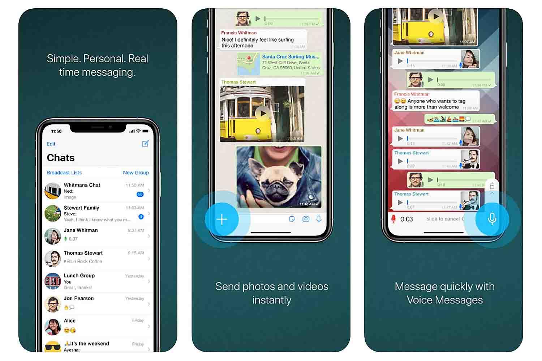 Скачать Whatsapp - бесплатно с официальных источников