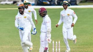 Cricket Highlightsz - West Indies vs Sri Lanka 1st Test 2021 Highlights