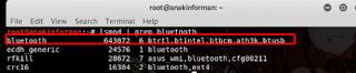 fix bluetooth di kali linux